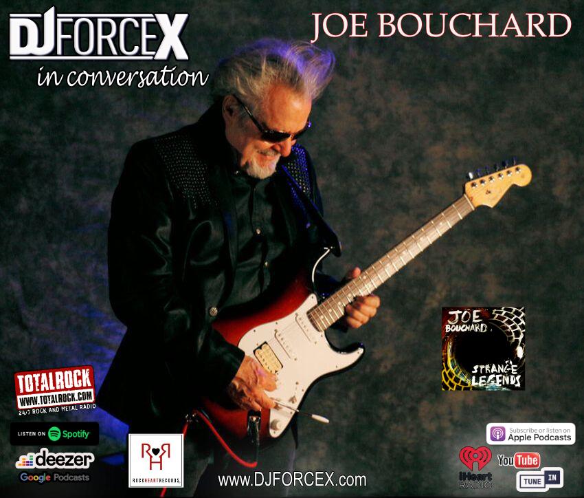 Joe Bouchard Podcast