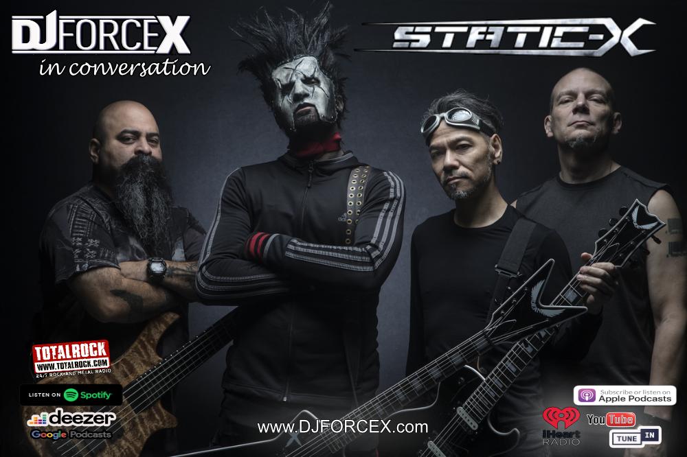 Static X Podcast