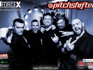 Pitchshifter Podcast