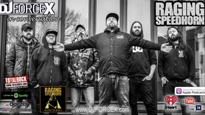 Raging Speedhorn Podcast