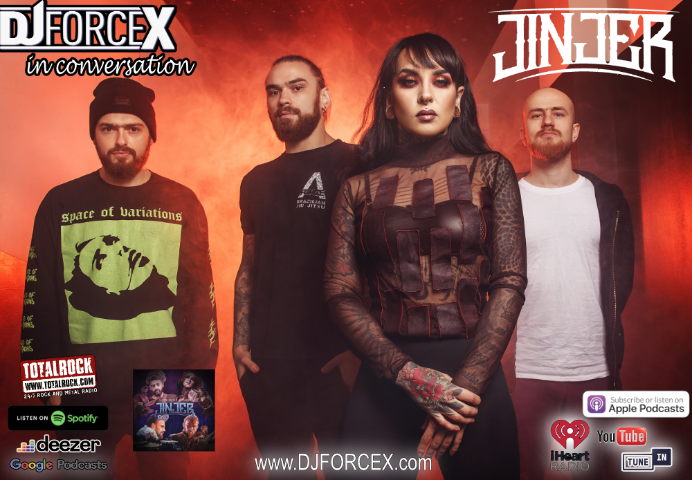 Jinjer Podcast