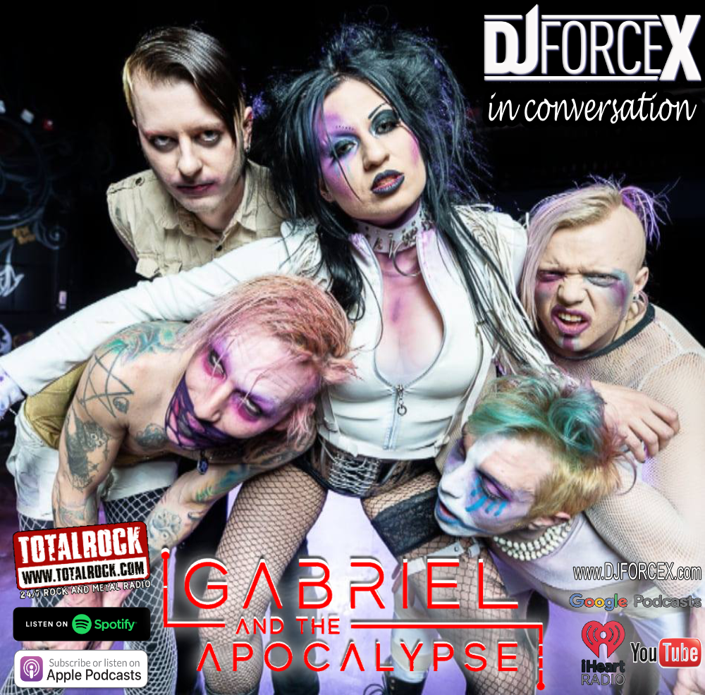 Gabriel and the Apocalypse Podcast