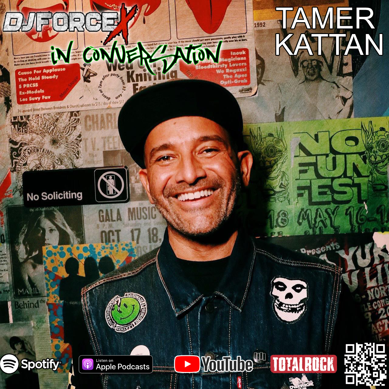 Tamer Kattan Podcast