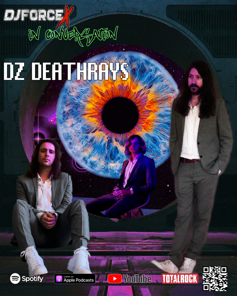 DZ Deathrays Podcast
