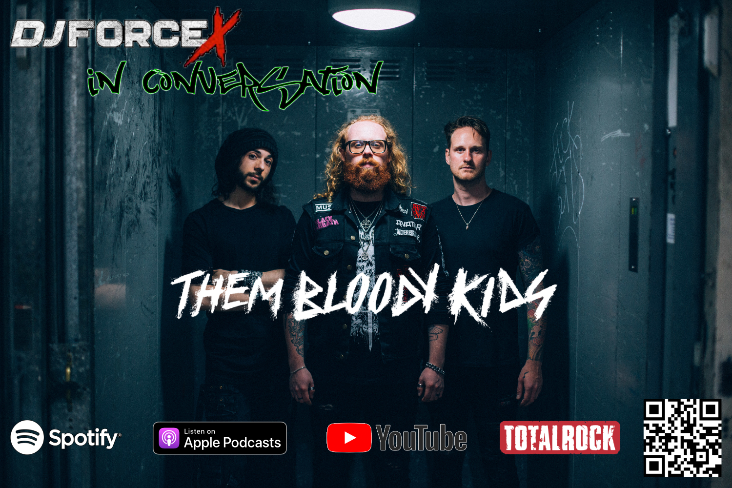 Them Bloody Kids Podcast